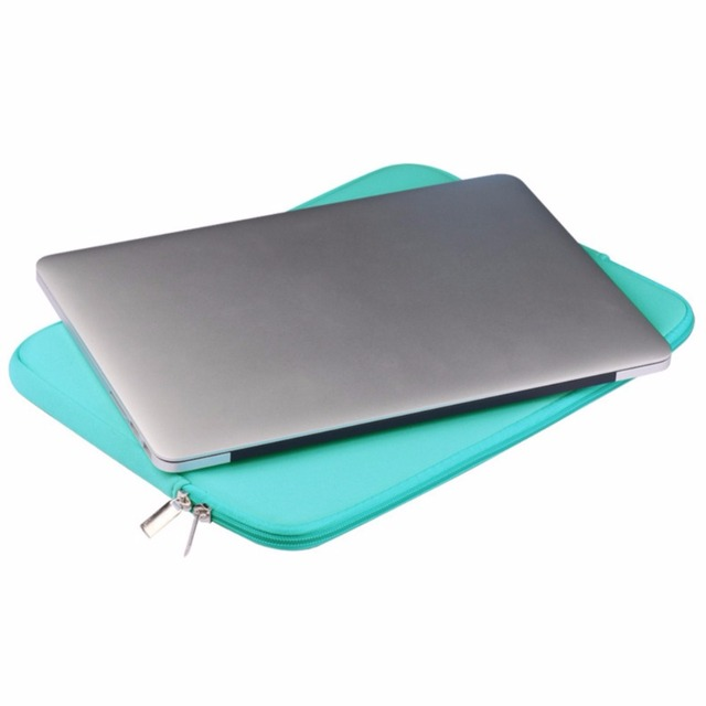 Breathable Zipper Cotton Laptop Sleeve Case