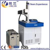 wood laser marking 30w 60w co2 laser marking machine 150mm*150 mm for non metal