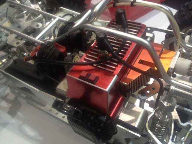 60cc High Two Cylinder Gas Engine Motor Mcd Losi 5ive T Dbxl Hpi