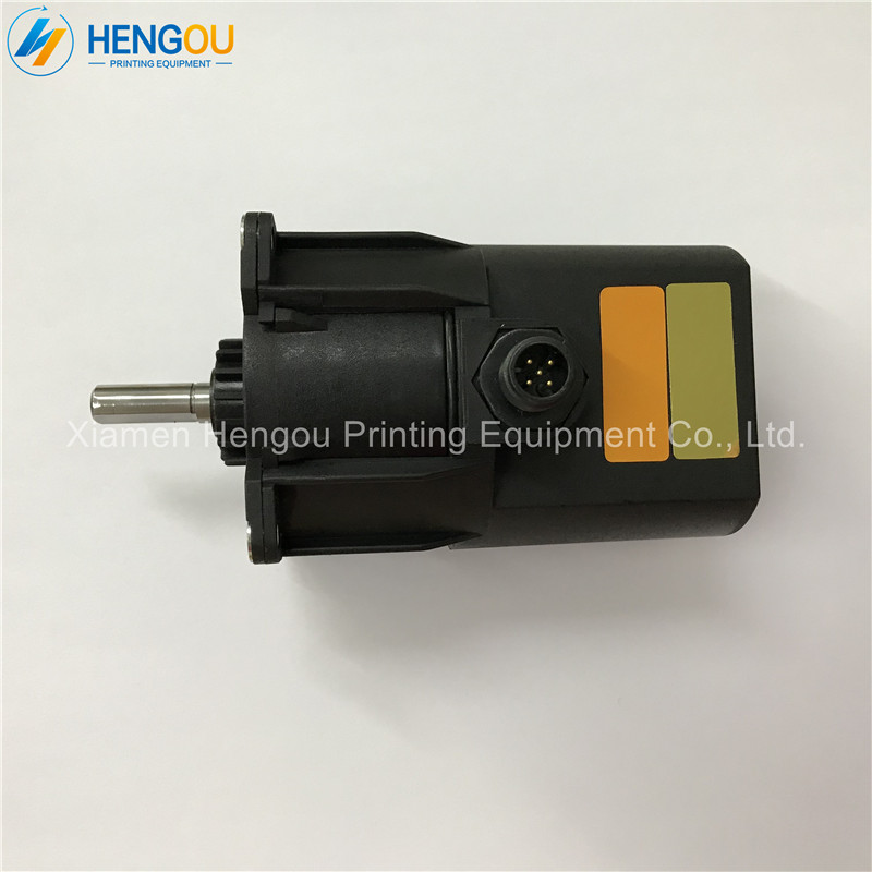 1 Piece High Quality Offset Printing Machine Motor M4.112.1311/01 Heidelberg SM74 Parts m5 144 1121 02 geared motor for sm74 heidelberg printing press 1 year warranty new