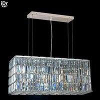 Avizeler Lüks yemek odası kristal lamba  modern kristal lamba yeni kristal lamba L80cm x W23cm x H33cm Avizeler Işıklar ve Aydınlatma -