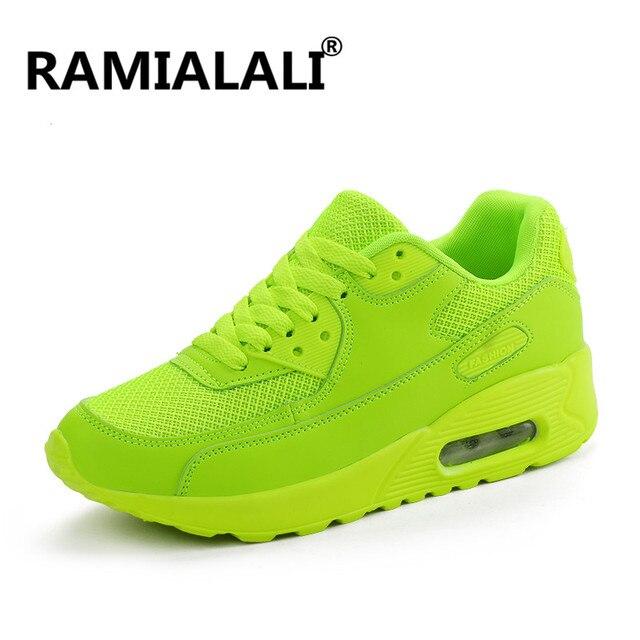 658b8e2412 Ramialali Valentine Malha Sapatilhas Sapatos Baratos Sapatos Esporte de  Corrida Ao Ar Livre Dos Homens Das
