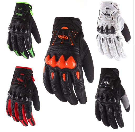<font><b>High</b></font> <font><b>quality</b></font> spot Fox carbon fiber <font><b>leather</b></font> <font><b>gloves</b></font> Cross country wear and breathable <font><b>motorcycle</b></font> riding shatter-resistant <font><b>gloves</b></font>
