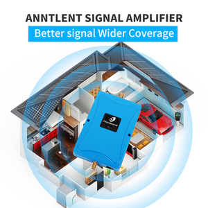 Image 3 - 2019 NEW mobile phone Dual ALC 3G GSM Signal Repeater 900MHz UMTS 2100MHz 2G 3G Band 8/1 Dual Band Cell Phone Signal Booster #50
