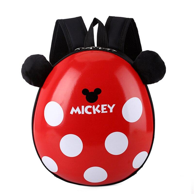 Cute Casual Bag Animal Cartoon School Bag Mickey For Baby Boys And Girls Children Backpack Kindergarten Kawaii Small Backpack