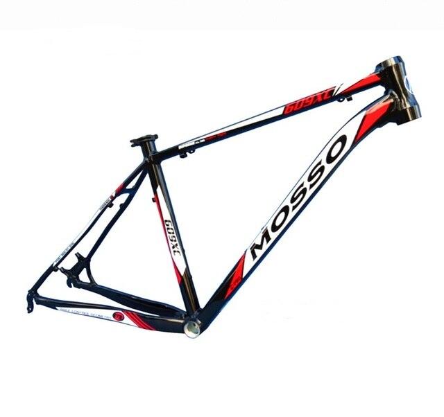 Ventas Mosso 609XC mtb montaña bicicleta marco 7005 aleación de ...