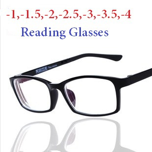 New Driving Reading Glasses For Men Women Black Coat Film Ultralight Frame Reading Writing Glasses Dioptre
