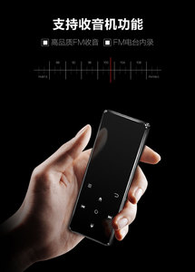 Image 5 - BENJIE K11 MP4 MP3 Music Player 2.4inch IPX4 Waterproof HIFI Lossless Portable Audio video Player FM Radio Ebook Voice Recorder