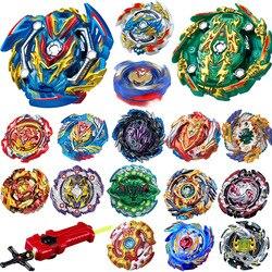 Todos os Modelos Explosão GT Brinquedos Lançadores de Beyblade Arena de Deus Metal Fafnir Pião Brinquedo Bey Lâmina Lâminas