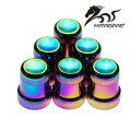 VTEC Solenoid Cover for Honda's B-series, D-series, and H-series VTEC engines neo chrome