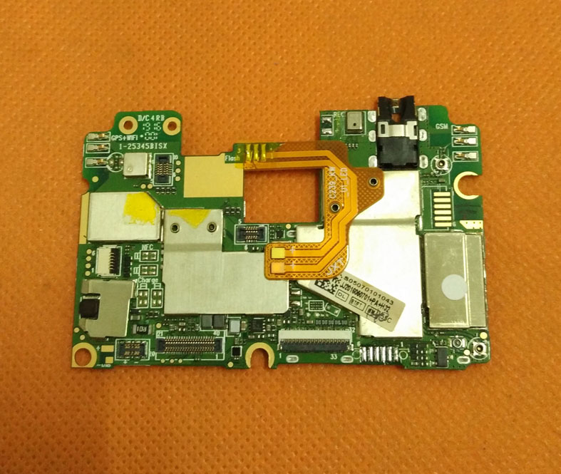 Original mainboard 4G RAM+32G ROM Motherboard for UMI Super MTK6755 Octa Core 5.5 FHD 1920x1080 Free Shipping