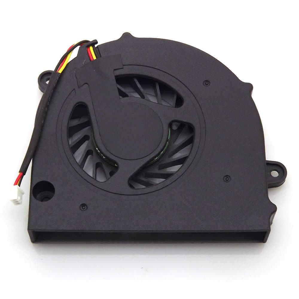 O envio gratuito de new ab7005mx-ed3 dc5v 0.25a ventilador para toshiba l550d l555 l500 l505 l505d l550 cpu ventilador de refrigeração mais fresco