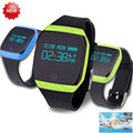 Cycle Ride/Swim Smart Wristband Health Fitness Watch Facebook Push/Music/GPS APP For Iphone/Xiaomi/Huawei/Android PK Charge 2