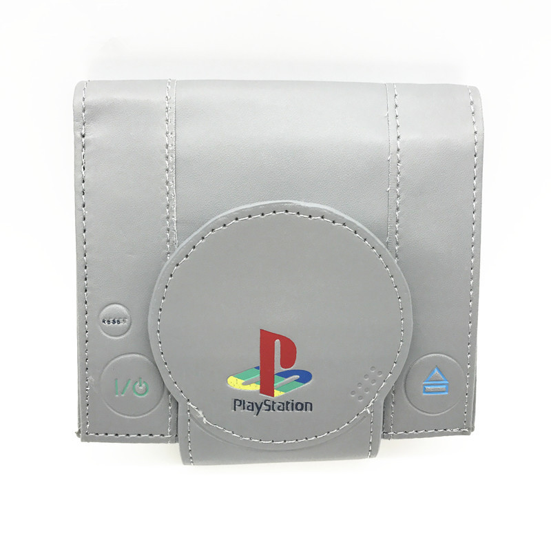 Playstation Wallet Game Playstation Control Shape Coin Purse With Card Holder For Young