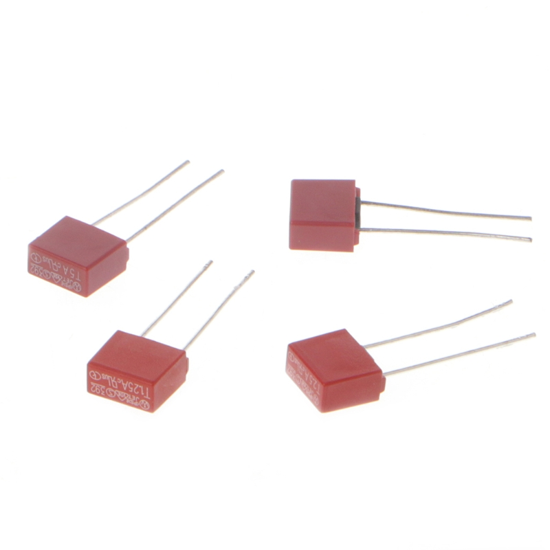 High quality 2018 New 50 Pcs Square Plastic Fuse Kit 10 Values 0.5-6.3A For Power Board TV LCD