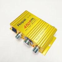 Small Computer Power Amplifier Mini Desktop 12V Small Power Amplifier High Board