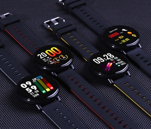 Image 5 - Senbono K1 Stappenteller Smart Horloge IP68 Waterdichte Ips Kleur Screen Hartslagmeter Fitness Tracker Sport Smartwatch