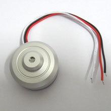 Mini Metal highly sensitivity Audio CCTV microphone monitor Mic head for DVRs