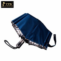 Зонт мужской зонтик Corporation большой рыболовные зонтик от солнца УФ ТТК водонепроницаемый зонтик Автоматическая складные зонты мужские