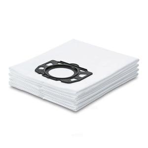 Image 2 - 7 قطعة/الوحدة 6 قطعة فراغ نظافة الغبار أكياس و 1 قطعة فلتر ل كارشر MV4 MV5 MV6 WD4 WD5 WD6 ل كارشر WD4000 إلى WD5999