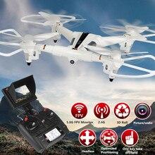 2017 Nova professional RC drone X300 2.4G Potical Posicionamento 5.8G/wi-fi FPV RC Quadcopter Com 720 P HD Camera RTF vs E350 h501s