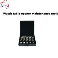 Часы Задняя крышка открывалка инструменты для разборки Набор 15 шт. профессиональные часы открывалка для стола инструменты для обслуживани