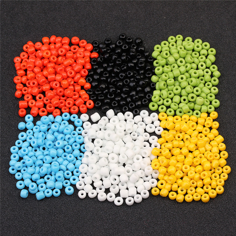 And Children Linsoir 500pcs/lot 4mm Miyuki Crystal Glass Seed Beads Loose Spacer Hama Czech Beads For Diy Jewelry Making Perles Berloque Suitable For Men Women