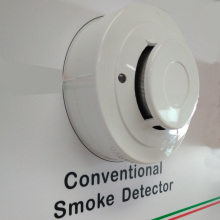 Фотоэлектрический детектор дыма 2 провода сенсор оптический дымовой сигнализации DC9-28V для обычной пожарной сигнализации