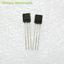 100PCS/Lot A1015 2SA1015 a1015 2sa1015 PNP TO-92 Triode Brand New  Wholesale Electronic