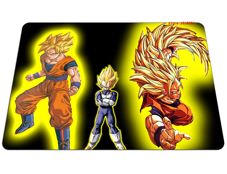 Dragon Ball mouse pad Christmas gift mousepad laptop Dragon Ball Z mouse pad gear notbook computer anime gaming mouse pad gamer