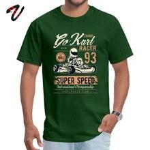 All Cotton Men's Short Lil Xan Go kart karting lover T Shirt Casual Tops & Tees Funky Simple Job Crewneck Tee Shirt недорго, оригинальная цена