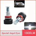 Angel Eyes para BMW E60 E61 E63 E64 E70 X5 E71 X6 E82 E87 Z4 E89 E90 E91 E92 E93 120 W H8 CREE Chips de LED Marcador lâmpada Nevoeiro luz