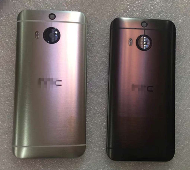 Metal new Battery Cover Case +Glass lens For HTC One M9 Plus M9+ (Not for M9) Gray or Silver or Gold+tracking No shipping