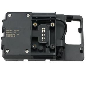 """Image 2 - Fit R1200GS LC/עו""""ד 2013 2018 נייד טלפון USB ניווט סוגר אופנוע USB טעינה הר עבור BMW R 1200 GS גבוהה verson"""