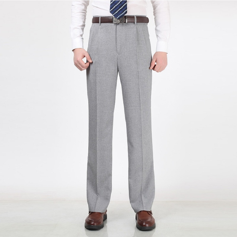 Online Buy Wholesale grey suit pants from China grey suit pants