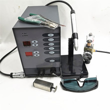 Stainless Steel Spot Laser Welding Machine Automatic Numerical Control Pulse Argon Arc Welder Spot Welder for Soldering Jewelry