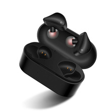Buy D011 TWS 5.0 Wireless In-ear Bluetooth Headset Mini In-Ear 3D Stereo Sports Earbuds with Dual Microphone Gaming Headset directly from merchant!