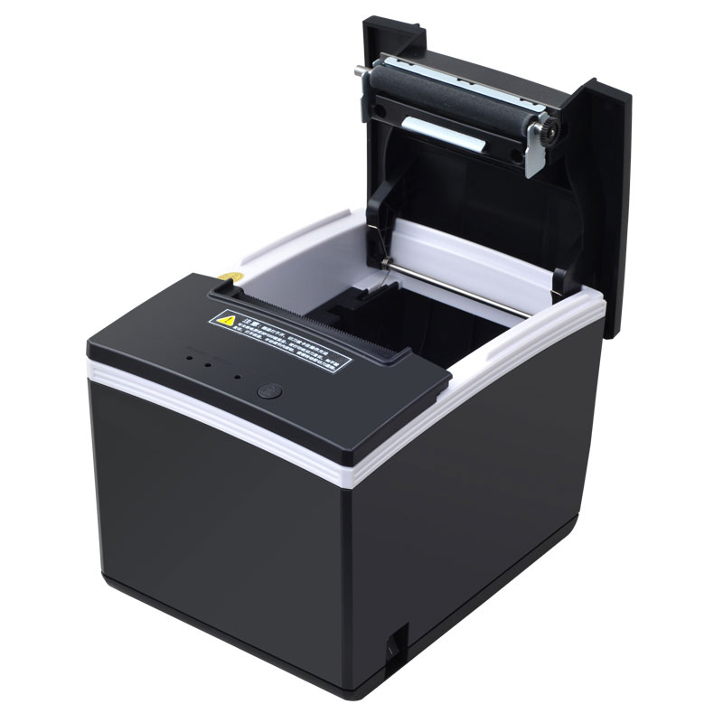 260mm/s 80mm auto cutter POS printer Thermal receipt printer Kitchen printer with Ethernet+USB+Serial interface itpp066 high quality 80mm thermal receipt printer 260mm s automatic cutter usb serial ethernet port esc pos