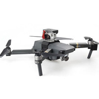 Shinkichon Pelter Fish Bait Advertising Ring Thrower for Fishing Publicity Propose for DJI Mavic Pro quadrocopter with camera