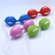 Adult Smart Bead Ball Love Ball Virgin Trainer Sex Product For Women Ben Wa Ball Weighted Female Kegel Vaginal Tight Exercise