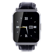 Получить скидку Водонепроницаемый SIM Смарт часы-телефон Коврики для Sony HTC Samsung Android