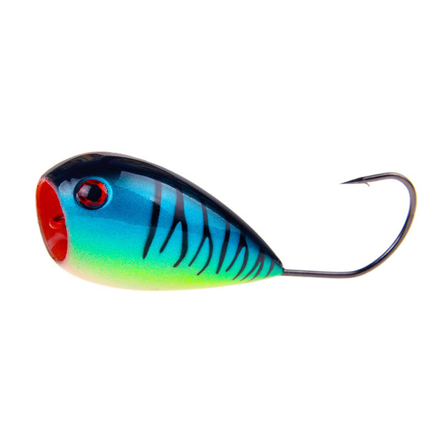 50mm 13g Floating Croatian EGG Fiishing Lure Bait Crank Bait Artificial Swim Bait Wobblers Fishing Popper Hard Bait Single Hook