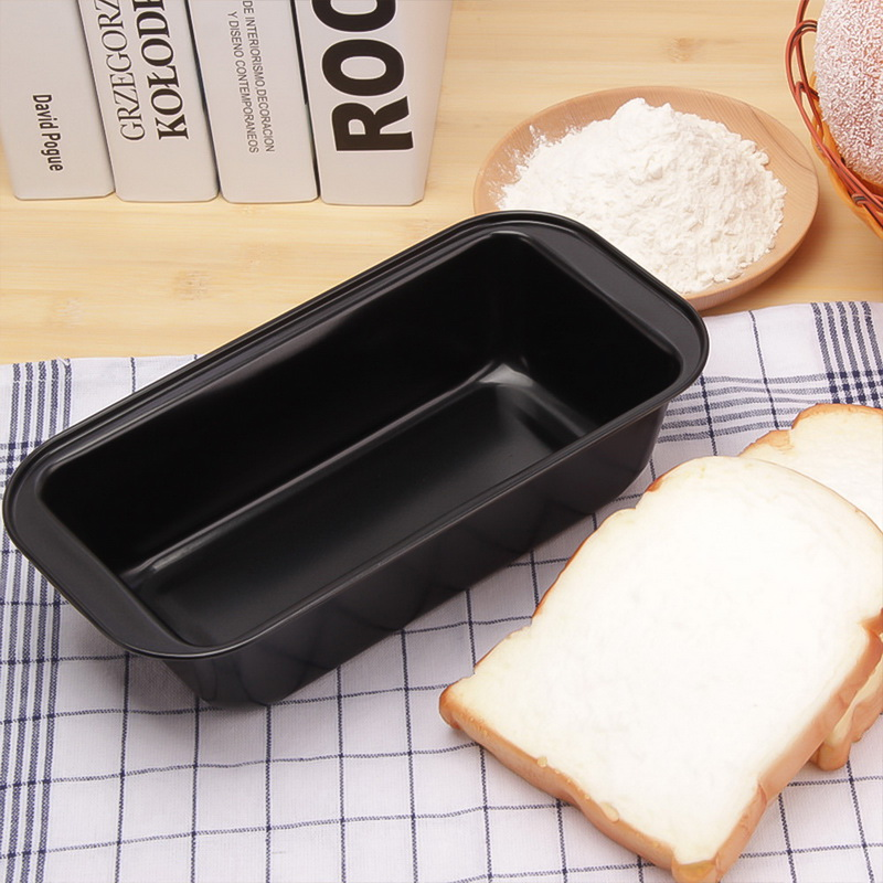 1pc Rectangle Carbon Steel Bakeware with Non Stick Coating for Quick and Effortless Food Release Suitable for Bread Recipes 14