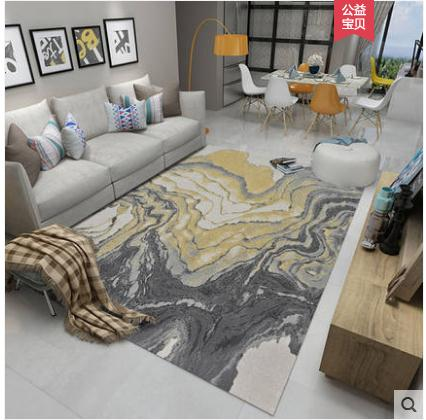 Modern Nordic Carpets For Living Room Home Decor Carpet Rugs Bedroom Sofa Coffee Table Area Rug Study Room Rugs Floor Mat in Carpet from Home Garden