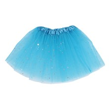 1-5Y Cute Baby Girls Skirts Kid Girls Fluffy Sequins Flash Dance Tutu Skirt Princess Skirt Dance Wear Party Clothes LH7s