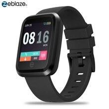 Sportowe Smartwatch Original Zeblaze Crystal 2 Bluetooth 4.0 smart watch inteligentny zegarek wodoodporny z paskiem wielu instrukcja obsługi w języku