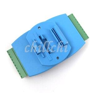 Image 3 - 6 דרך OLED PT100 PT1000 CU50 CU100 NI1000 טמפרטורת מודול רכישת טמפרטורת משדר MODBUS RTU