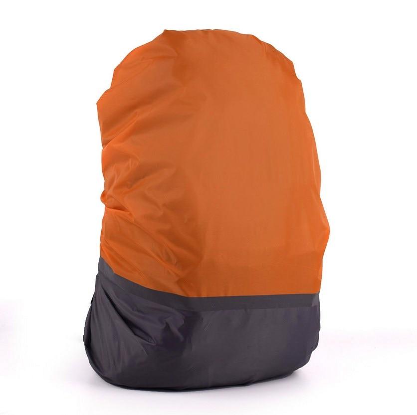 Rucksack Rain Dust Waterproof Reflective Bag Travel Climb Backpack Poncho Cover