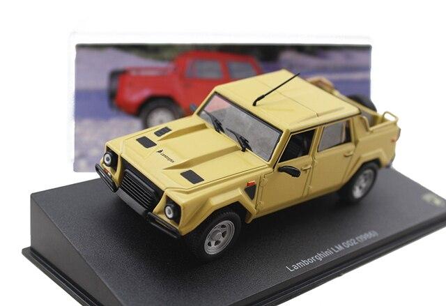 Редкие IXO 1/43 LM 002 (1986) ВНЕДОРОЖНИК модели Сплава автомобиля Любимая Модель