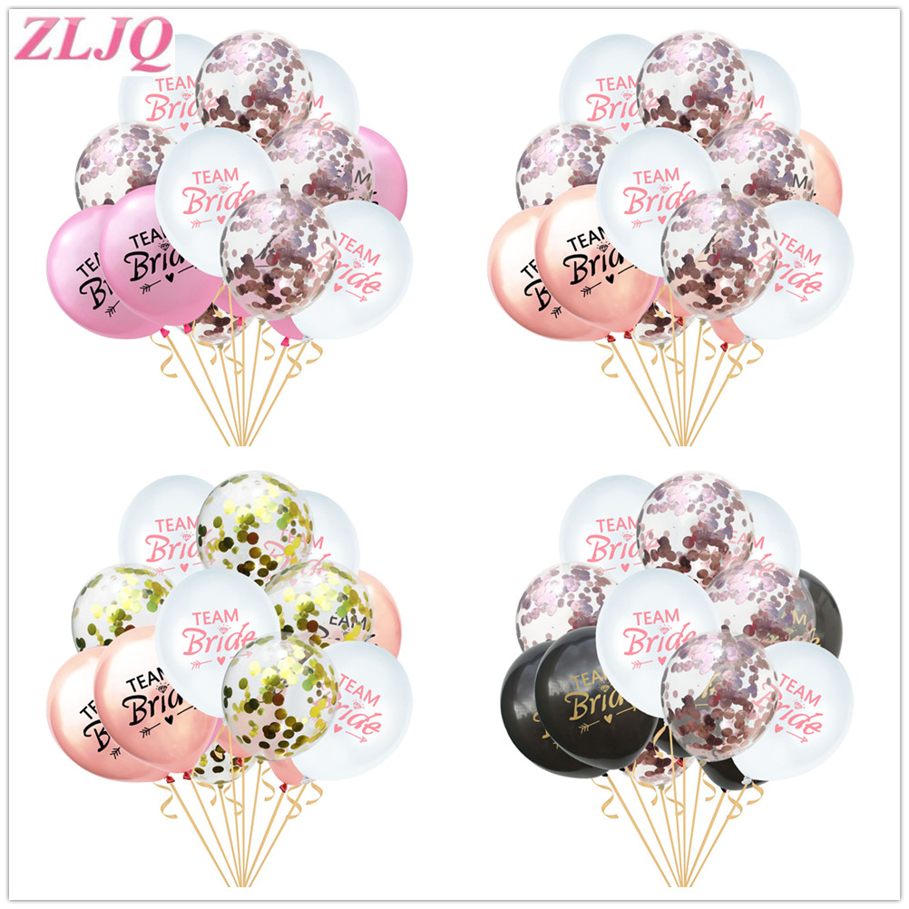 Aliexpress.com : Buy ZLJQ 15PCS Rose Gold Bachelor Balloon